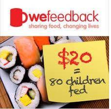 Quantas crianças você pode ajudar doando o valor do seu prato favorito?