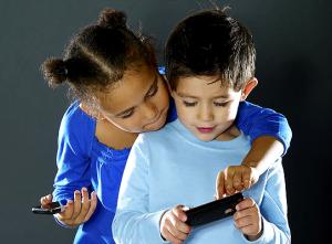 Crianças estão gastando mais em conteúdo digital